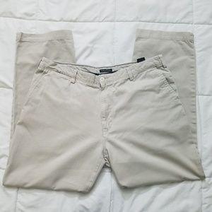 Nautica Khaki Pants Men's 40 x 32 Straight Leg